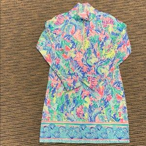 Lilly Pulitzer pull-over dress🎀